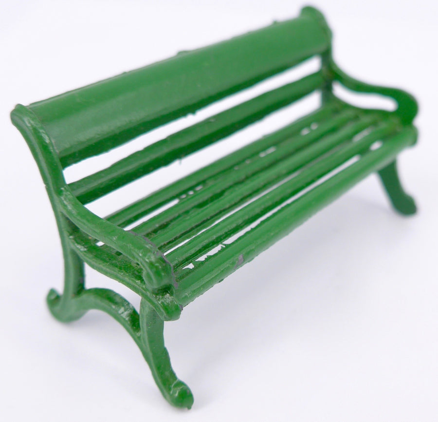Johillco green bench