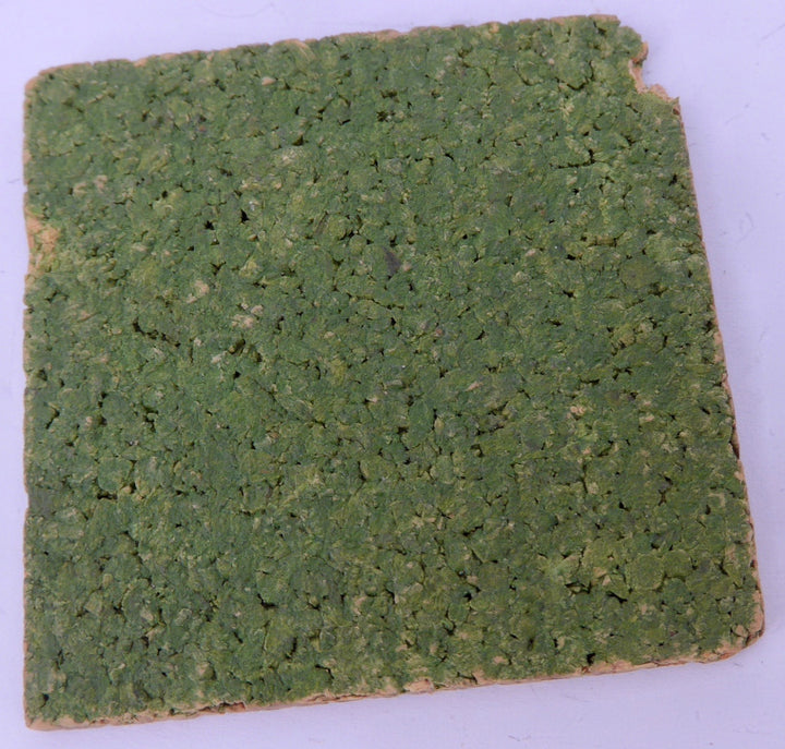 "Britains Miniature Gardening cork ""grass"" square B"