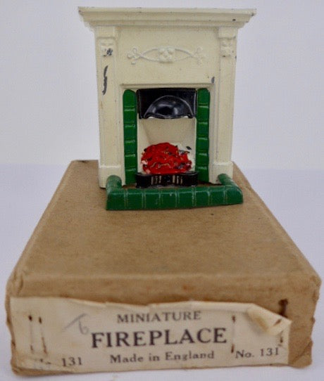 Taylor & Barrett fireplace, boxed