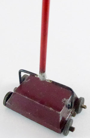 Dolls house carpet sweeper