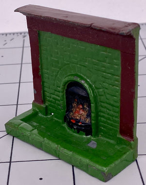Kew fireplace and hearth