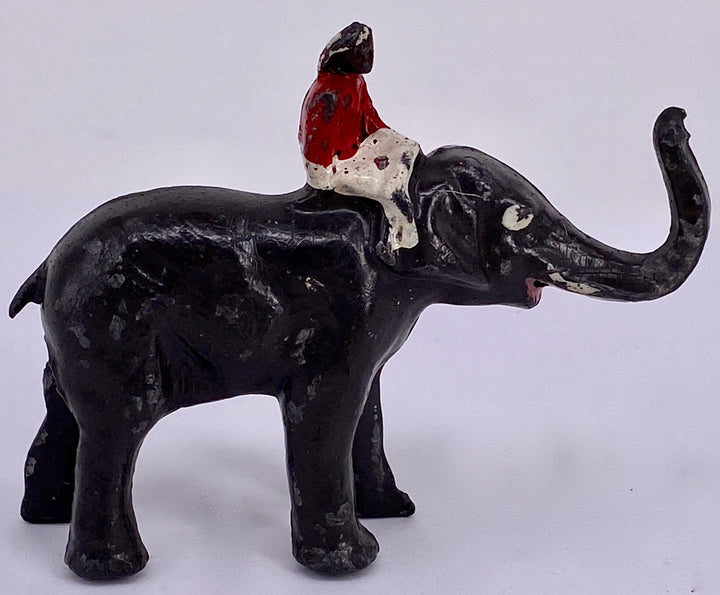 Johillco elephant with mahout