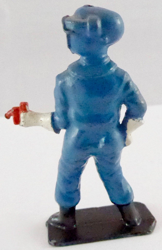 Crescent Sir Hubert Guest in space suit from Dan Dare space set