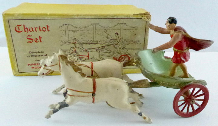 F G Taylor & Sons Chariot Set, boxed