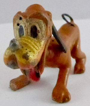 Britains Pluto with removable head