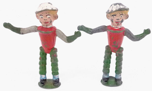 Luntoy Bill and Ben the Flower Pot Men