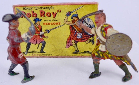 Sacul Rob Roy set, boxed, very rare