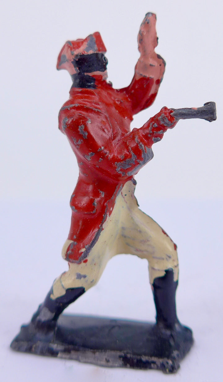 Crescent Dick Turpin highwayman standing, red