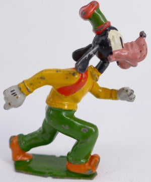 Britains Goofy from Mickey Mouse Model Series in Metal set