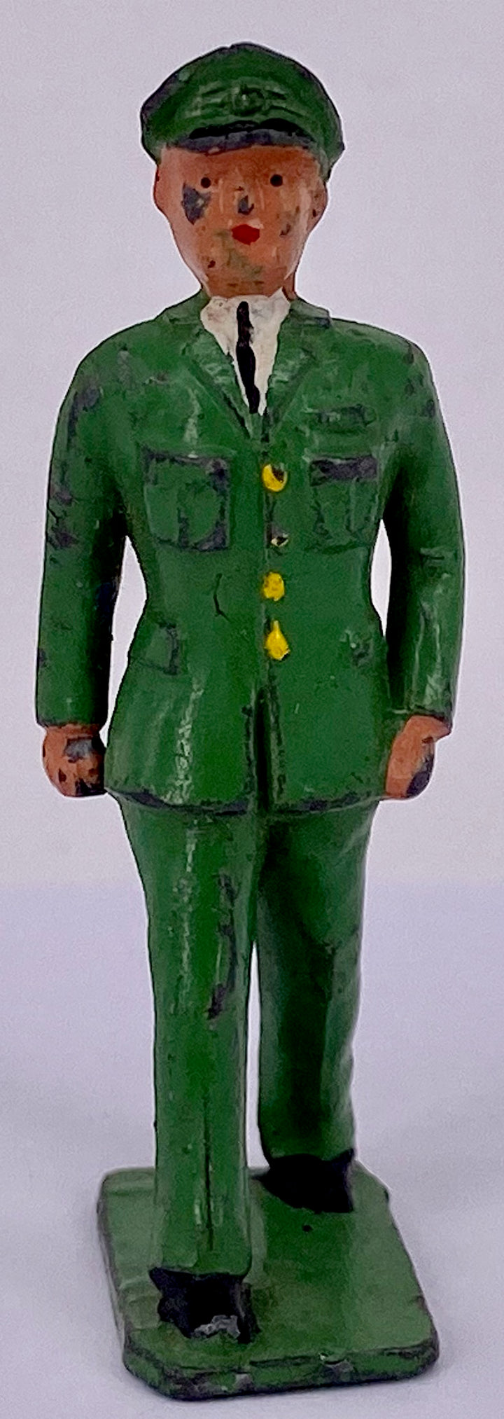 Crescent Dan Dare in uniform