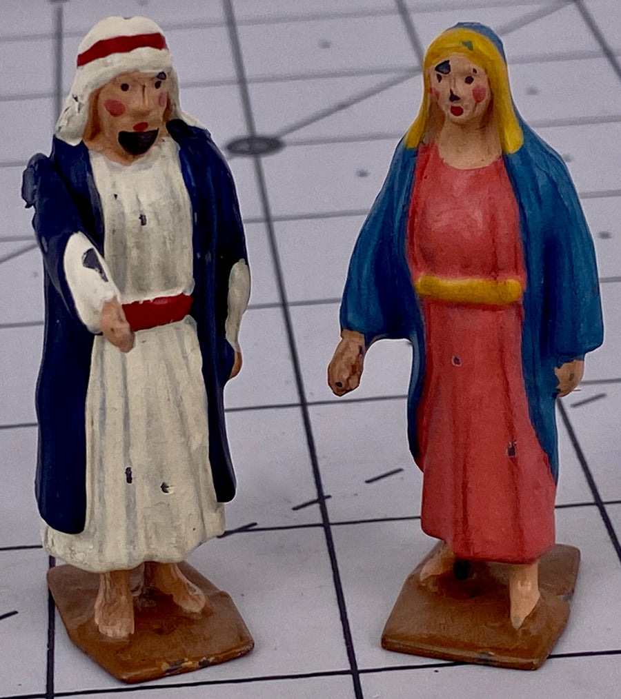 Britains Eastern man and woman set A