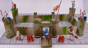 Crescent Fortress large boxed set with figures