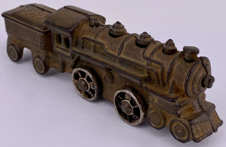 cast iron American train