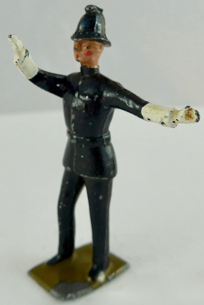 Britains traffic policeman
