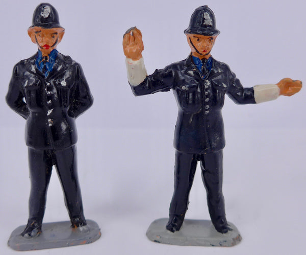 Pair of Timpo policeman