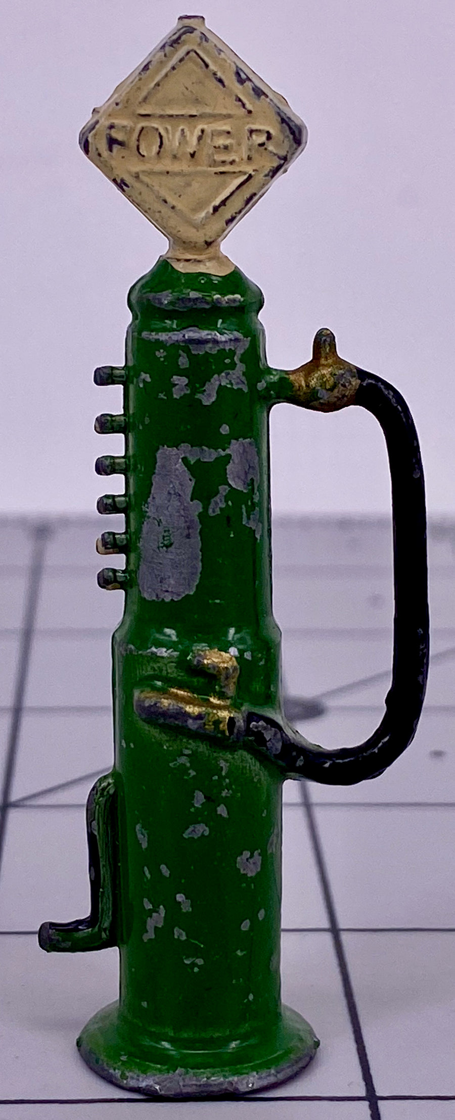 Taylor & Barrett green Power Petroleum petrol pump