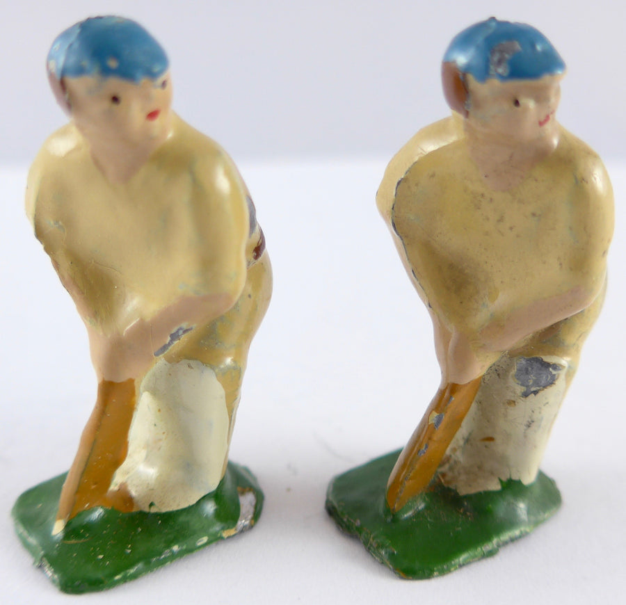 pair of Kew cricket batsmen