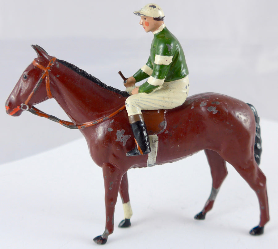 Britains Racing Colours Famous Owners: Sir Hugo Cunliffe-Owen, boxed, pre-war