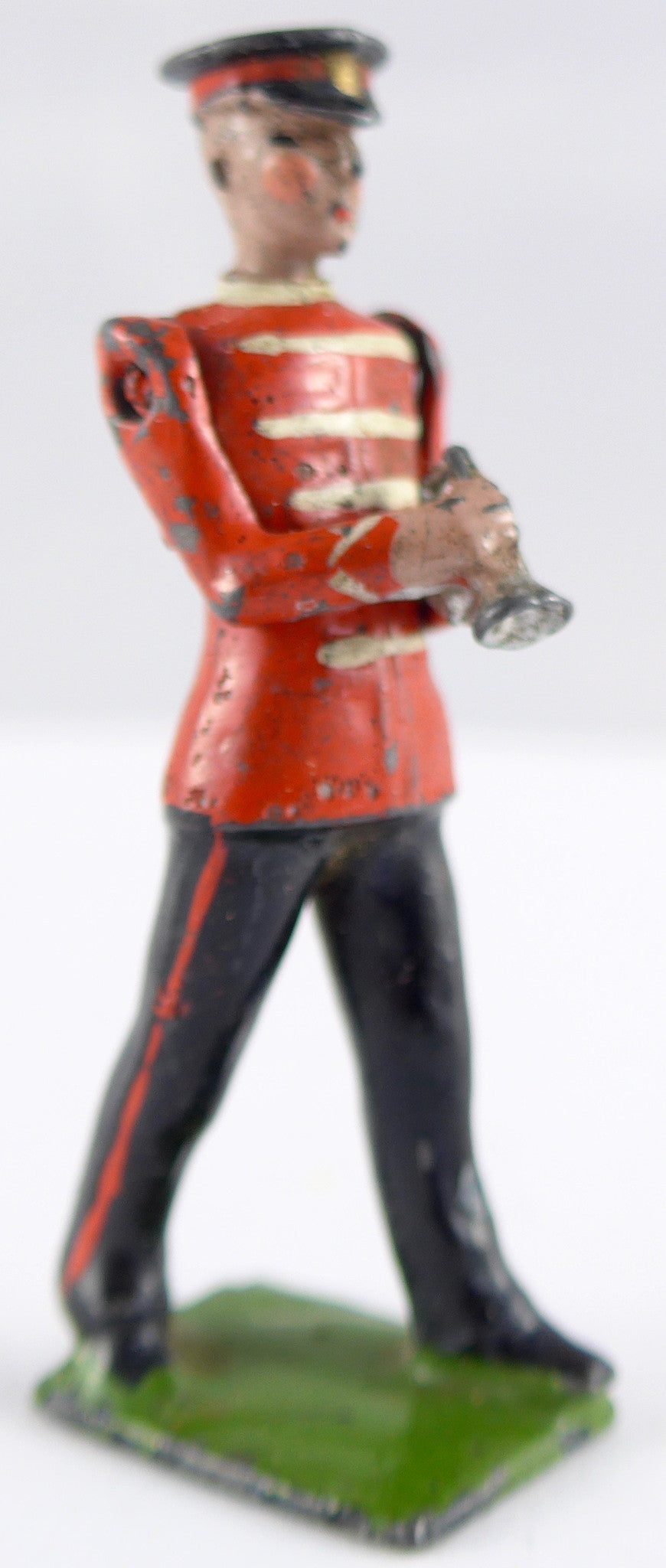 Britains Salvation Army band cornet player (1934)