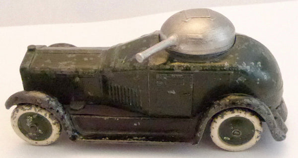 Britains Crossley armoured car