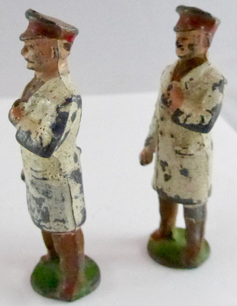 two Johillco army doctors