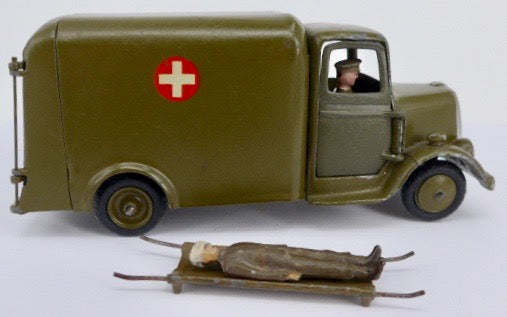 Britains 1512 Army Ambulance