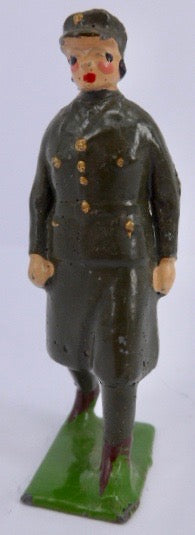 Britains RAMC nurse in khaki