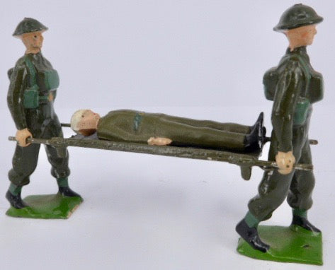 Britains RAMC stretcher set