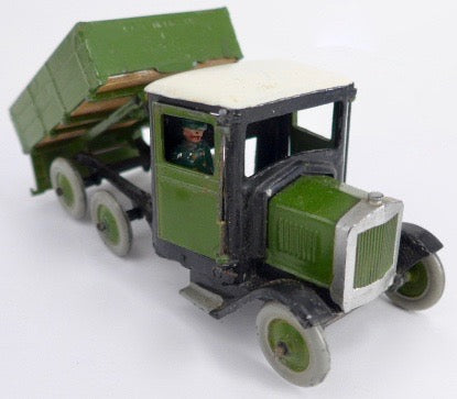 Pre war rare Britains six wheeled Farm Lorry 60F