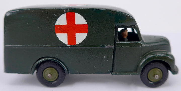 Lilliput Series Army ambulance
