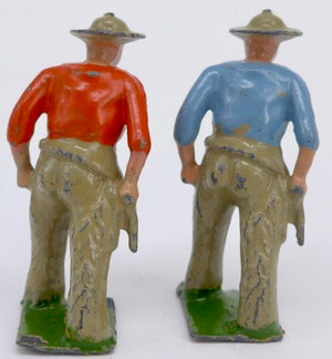 two Crescent cowboys
