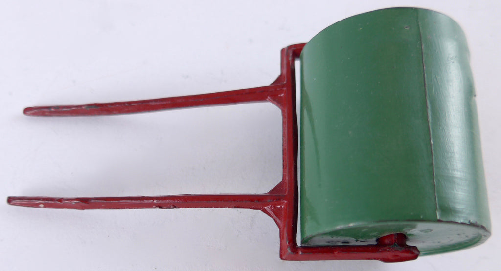 Charbens horse-drawn roller for road workers' set, red