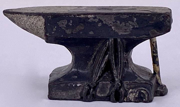 Johillco? anvil for blacksmith's set