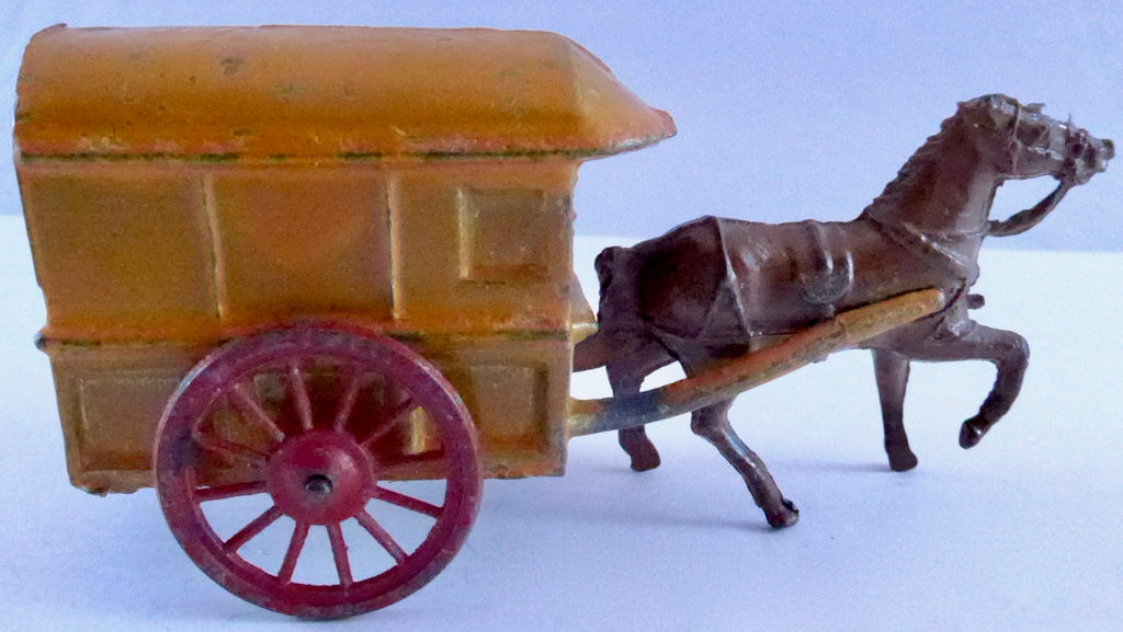 Charbens cape cart, yellow