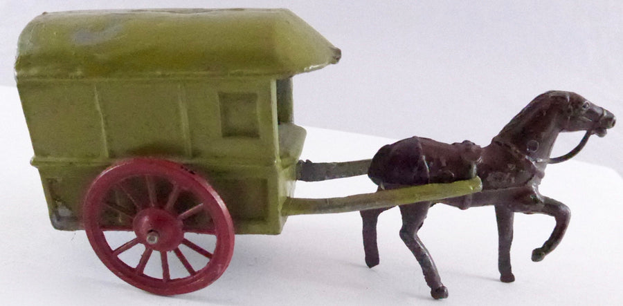 Charbens cape cart, light green