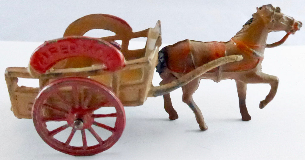 Charbens Mimic Toy horse drawn milk float