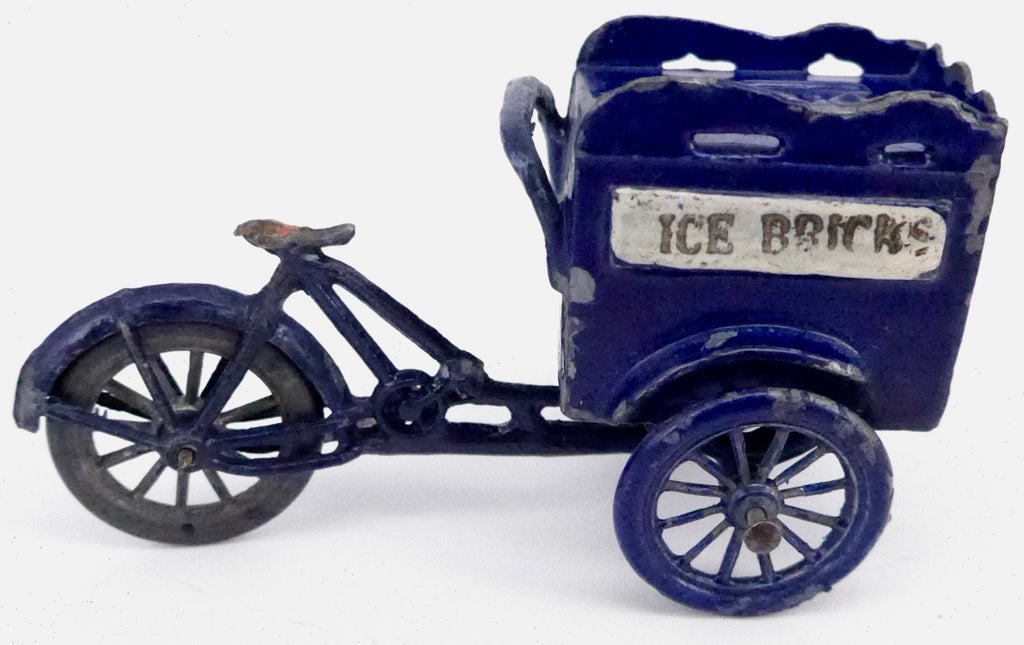 Taylor & Barrett ice cream tricycle