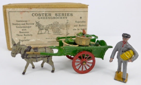 boxed Taylor & Barrett Coster Series greengrocery set complete