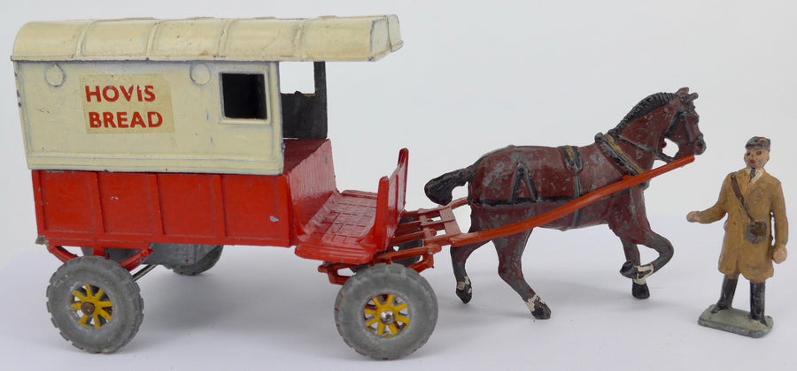 Charbens horse drawn delivey van
