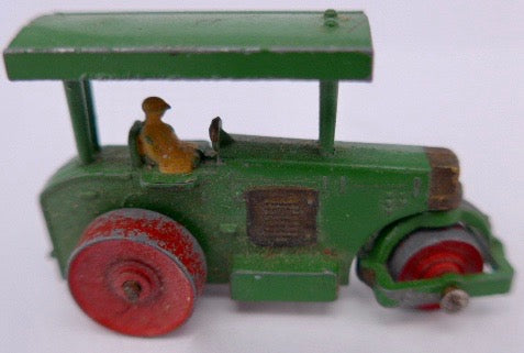 Moko Lesney road roller, small scale