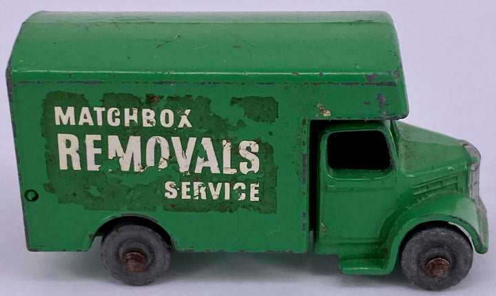 Lesney Matchbox removals lorry