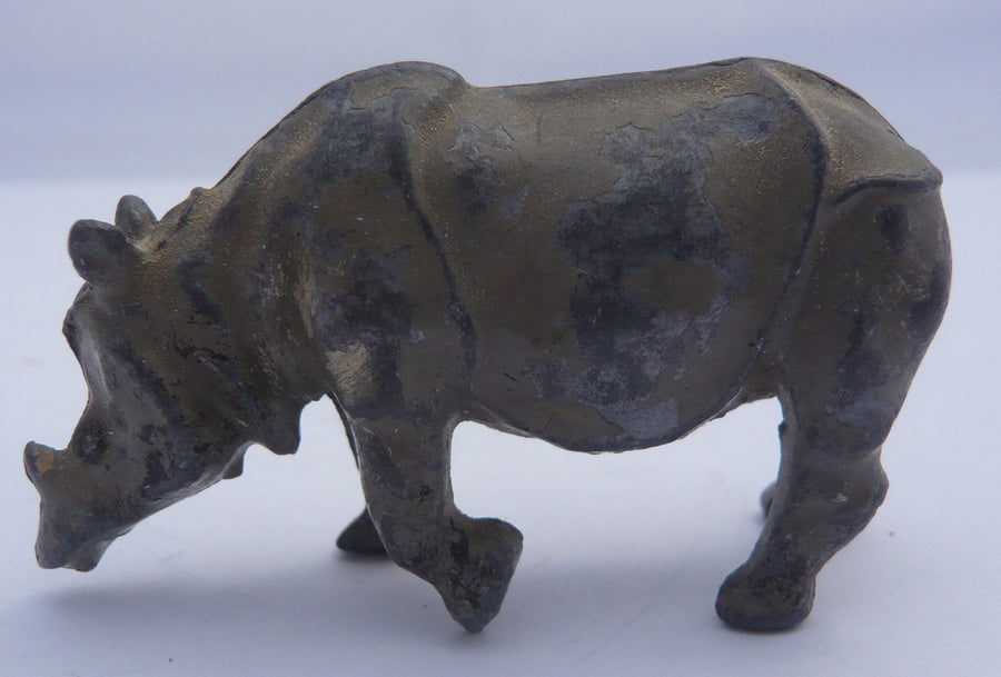Britains young rhino