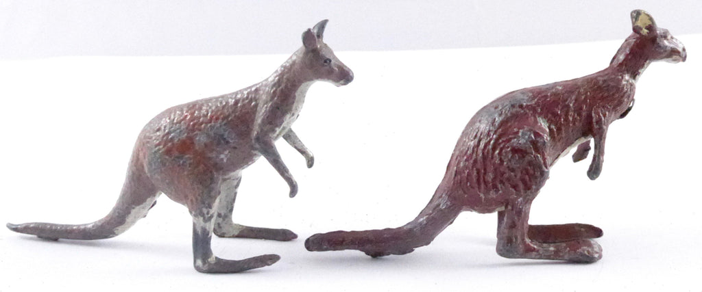 pair of kangaroos