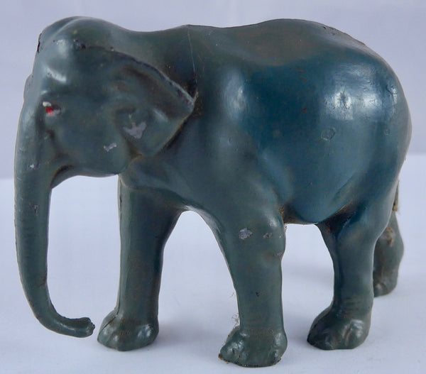 Britains young Indian elephant