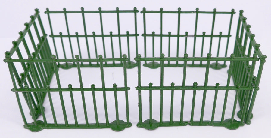 FG Taylor railings enclosure
