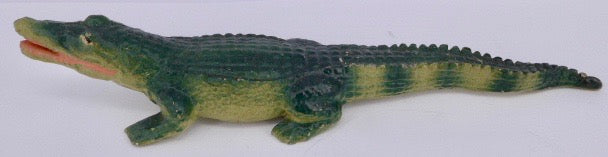 unusual French crocodile