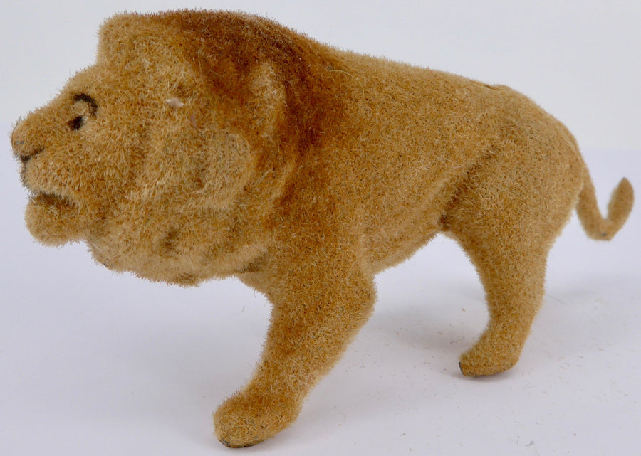 Barrett & Sons / Taylor & Barrett flocked lion
