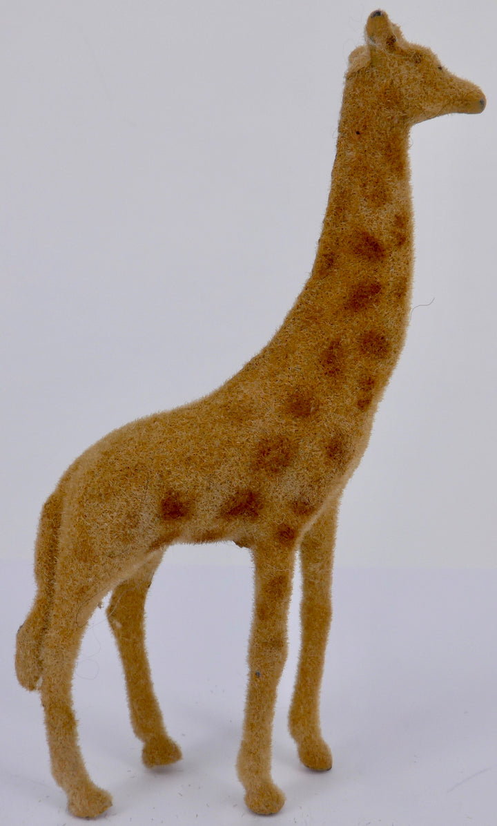 Barrett & Son / Taylor & Barrett flocked giraffe