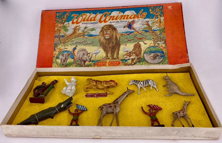 Crescent Wild Animals boxed set