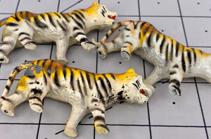Three Barrett & Son tigers